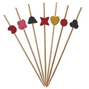 Brochette Fantaisy 12cm (Box 100pcs)
