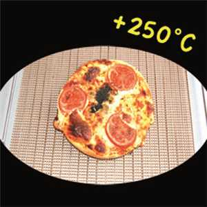 Pizza Meshr Black 60X40 (20pcs)